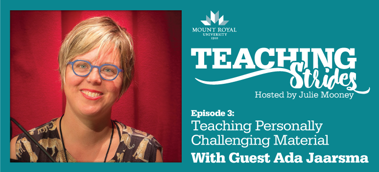 Episode 3: Teaching Personally Challenging Material
