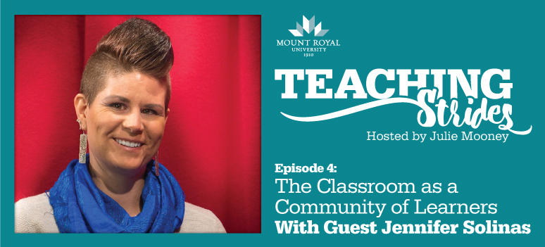 Episode 4: The Classroom as a Community of Learners